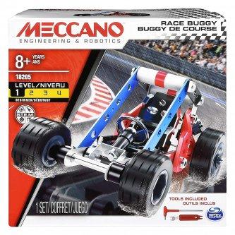 Meccano racing buggy