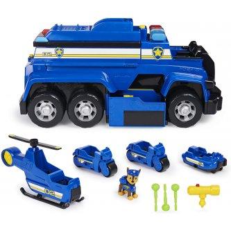 Mega Police Vehicle Paw Patrol