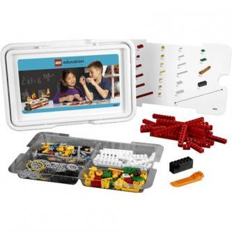 Simple Machines Set Lego Education