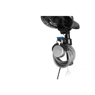 Noké bicycle anti-theft cable