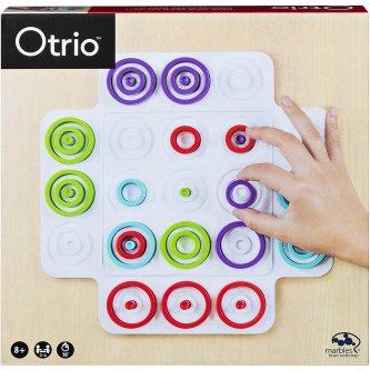Otrio board game Spin Master