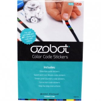 Ozocodes Stickers