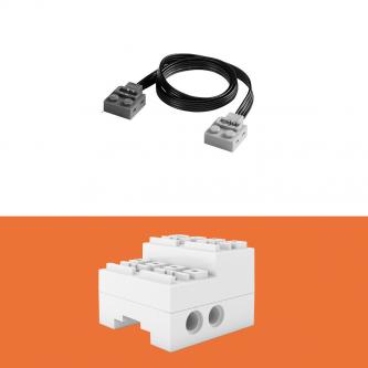 Pack Sbrick Plus + LEGO Cable