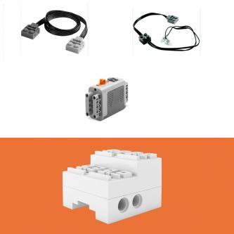 Pack SBrick Plus + LEGO Power Functions