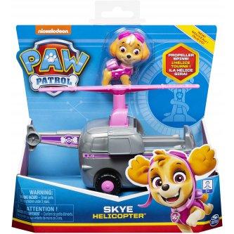 Paw Patrol Stella Vehicle And Figure