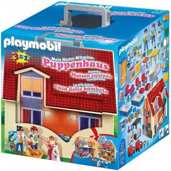 Playmobil 5167 Transportable house