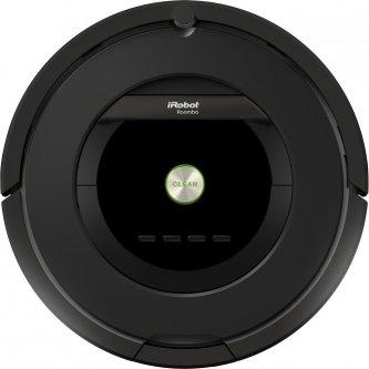 irobot roomba 875 le meilleur robot aspirateur du moment. Black Bedroom Furniture Sets. Home Design Ideas