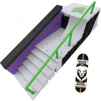 Skatepark Nyjah Huston Tech Deck