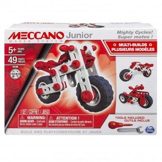 Super Motos Meccano