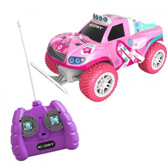 Super Wheel Truck Girl Exost