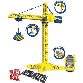 Tooko Silverlit Remote Control Construction Crane