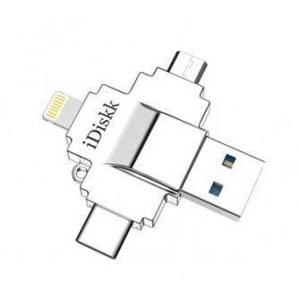 USB key 64GB 4 in 1 Diskk