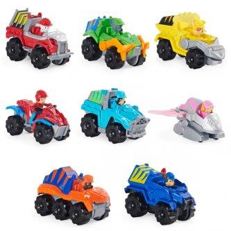 Vehicles True Metal Dino Rescue Paw Patrol