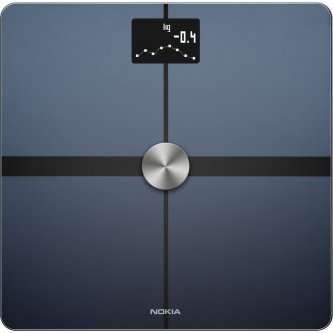 withings Body+ Black connected scale