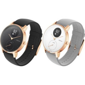 Withings Steel HR 36 connected watch