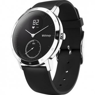 Withings Steel HR 40 mm Black