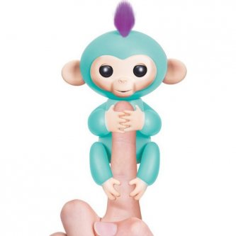 WowWee Fingerlings Zoe - Green
