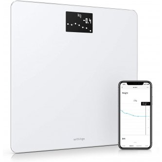 Withings Body Blanche balance connectée