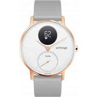 Withings Steel HR 36 montre connectée
