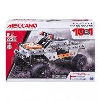 4x4 Meccano SUV to build
