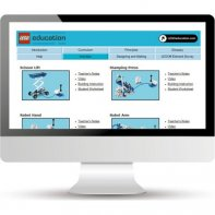 Activity Pack for Pneumatics LEGO® Education (Numerical Version)