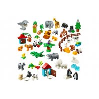Animals by LEGO Education 45026