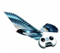 Avitron 2.0 - RC flapping bird