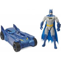 Batmobile + Figurine Batman 30cm