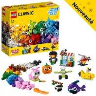 Boîte De Briques Et D'Yeux LEGO Classic 11003