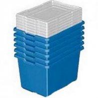 Boîte De Rangement LEGO® Education (Pack de 6)