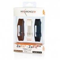 Bracelets ZeFit 3 MyKronoz Silicone