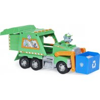 Camion de recyclage Rocky Pat Patrouille