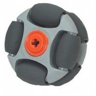 Capteurs et actionneurs LEGO Mindstorms NXT > Roue omnidirectionnelle Rotacaster NXT