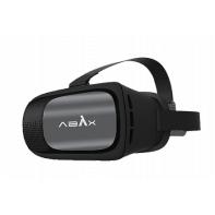 Casque VR 3D noir ABYX