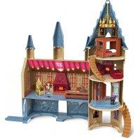 Château de poudlard Magical Minis Wizarding World