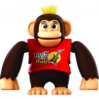 Chimpy robot jouet singe