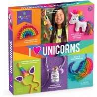 Craft-tastic Ann Williams I Love Unicorns