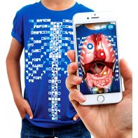 Curiscope T-shirt interactif