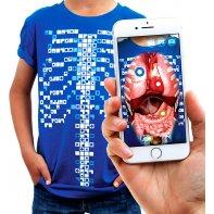 Curiscope Virtuali-Tee T-shirt VR