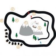 Discovery Map Yeti