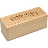 Dominos Compétition Cayro Boîte en bois