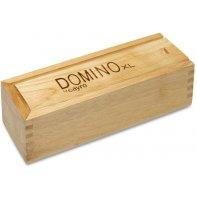 Dominos XL boîte en bois Cayro