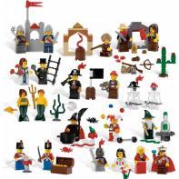 Ensemble De Figurines Historiques Et De Contes De Fées LEGO® Education