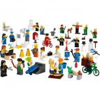 Ensemble De Personnages De La Communaut� LEGO� Education