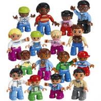 Ensemble De Personnages Du Monde LEGO® DUPLO®