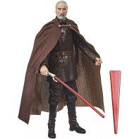 Figurine Conde Dooku Star Wars Lord Sith