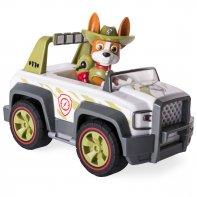 Figurine et véhicule Tracker Pat Patrouille 6026601