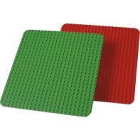 Grandes plaques de construction LEGO® DUPLO®