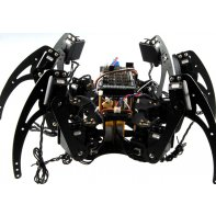 Hexapod kit robotique