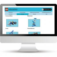 Introducing Simple & Powered Machines LEGO® Education (Numerical Version)